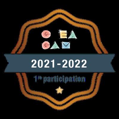 CréaCamp 1re participation 2021-2022