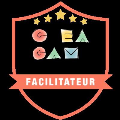 CréaCamp Québec avril 2019 – Facilitateur