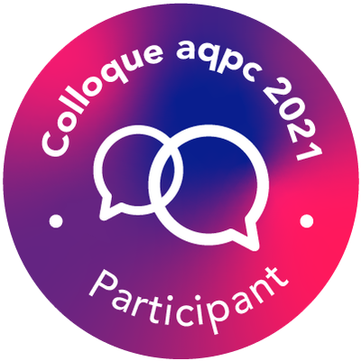 AQPC 2021 - Participant