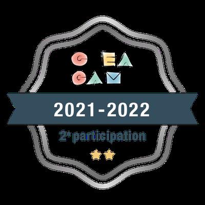 CréaCamp 2e participation 2021-2022