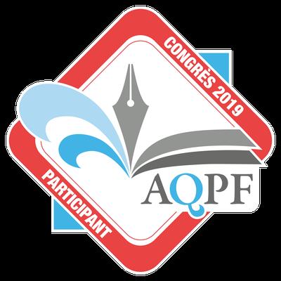 Participant au congrès de l'AQPF en 2019