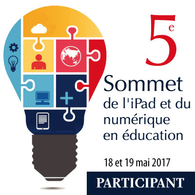 Sommet iPad 2017 - Participant