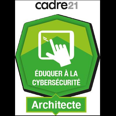 Éduquer à la cybersécurité 2 – Architecte