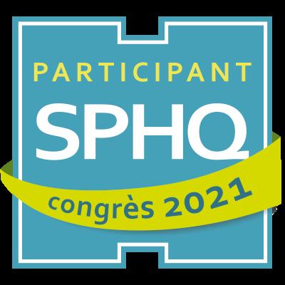 Congrès virtuel de la SPHQ en 2021