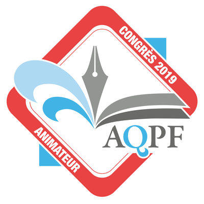 Animateur au congrès de l'AQPF en 2019
