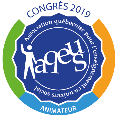 Animateur au congrès de l'AQEUS en 2019