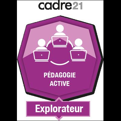Pédagogie active en FAD 1 - Explorateur