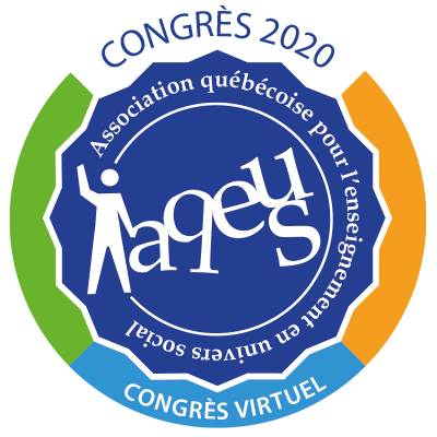 Congrès de l'AQEUS 2020