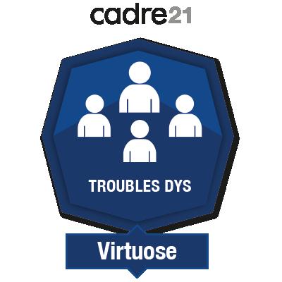 Soutenir l'apprenant ayant un trouble dys 3 - Virtuose