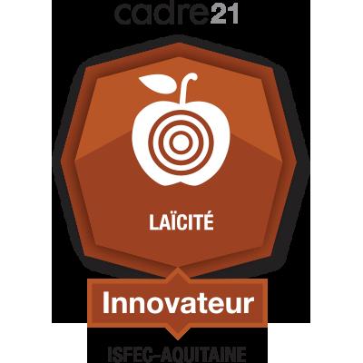 Laïcité 4 – Innovateur