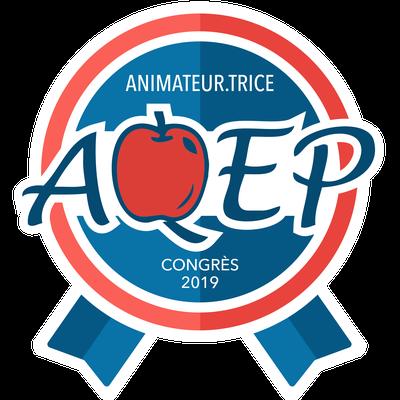 Animateur au congrès de l'AQEP en 2019