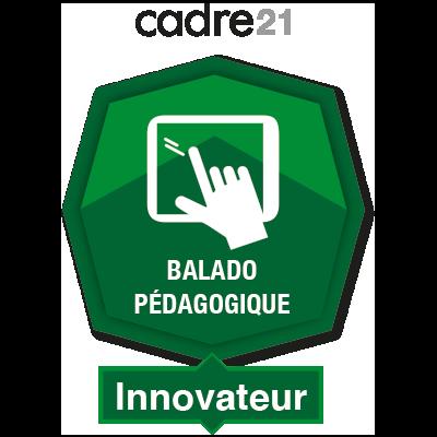 Balado pédagogique  4 - Innovateur