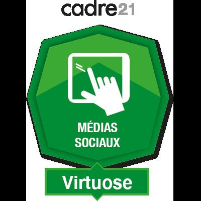 Médias sociaux 3 - Virtuose