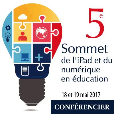 Sommet iPad 2017 - Conférencier