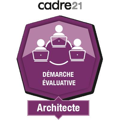 Démarche évaluative en FAD 2 - Architecte