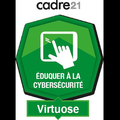 Éduquer à la cybersécurité 3 – Virtuose