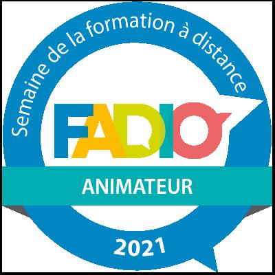 Semaine de la formation à distance 2021 - Animateur