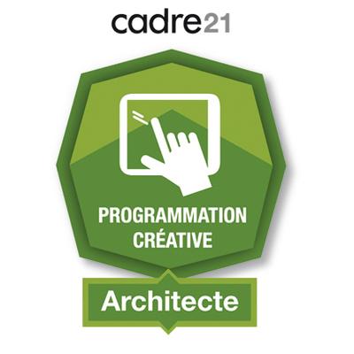 Programmation créative 2 - architecte