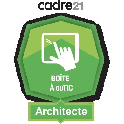 Boîte à ouTIC 2 - Architecte