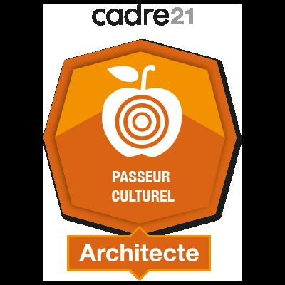Passeur culturel 2 – Architecte