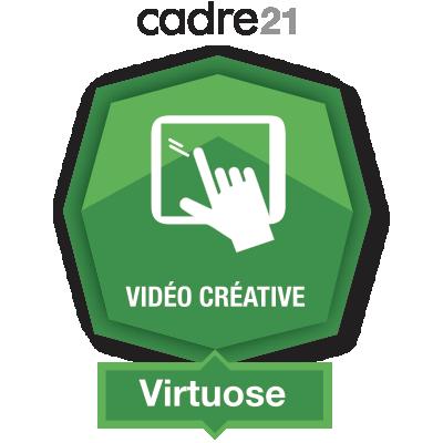 Vidéo créative 3 – Virtuose