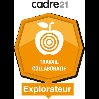 Travail collaboratif 1 - Explorateur