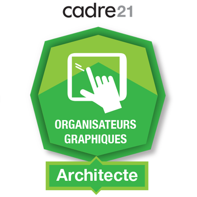 Organisateurs graphiques 2- Architecte
