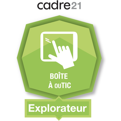 Boîte à ouTIC 1 - Explorateur badge émis à monique.bourque2@nbed.nb.ca