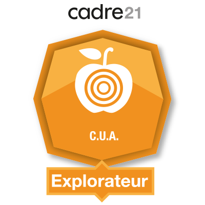 Conception universelle de l'apprentissage 1 - Explorateur