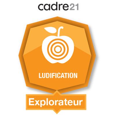 Ludification 1 - Explorateur badge émis à dominique.gagnon@valmarie.net