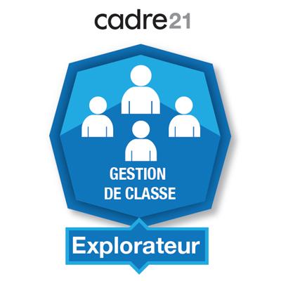 Gestion de classe 1 - Explorateur