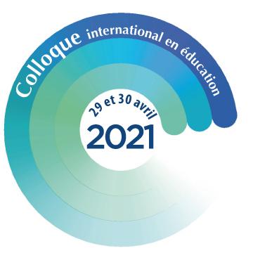 Colloque international en éducation 2021 badge émis à jgregoire@collegebeaubois.qc.ca