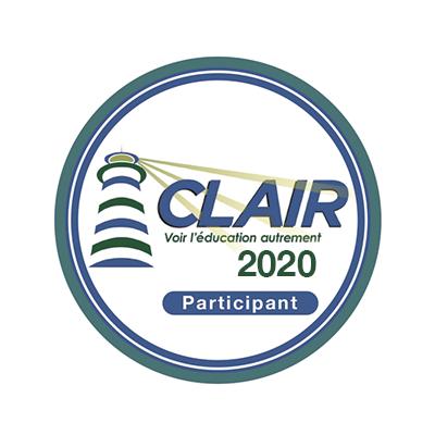 Clair 2020 – participant
