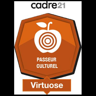 Passeur culturel 3 – Virtuose