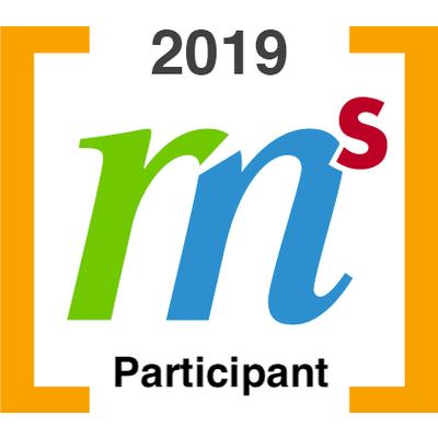 Participant au congrès GRMS en 2019