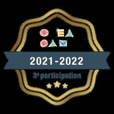 CréaCamp 3e participation 2021-2022
