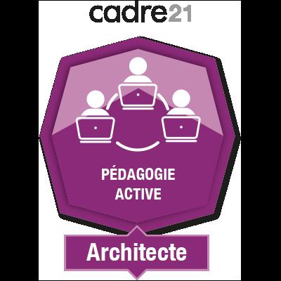 Pédagogie active en FAD 2 - Architecte