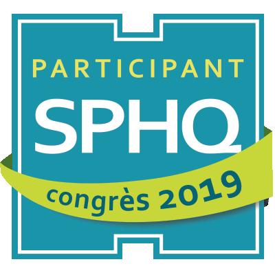 Congrès de la SPHQ en 2019