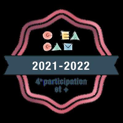 CréaCamp 4e participation 2021-2022