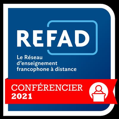 REFAD - Conférencier