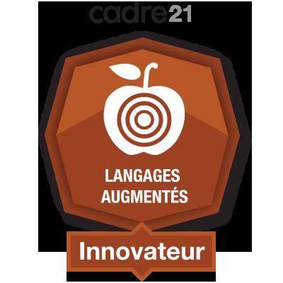 Les langages augmentés 4 - Innovateur