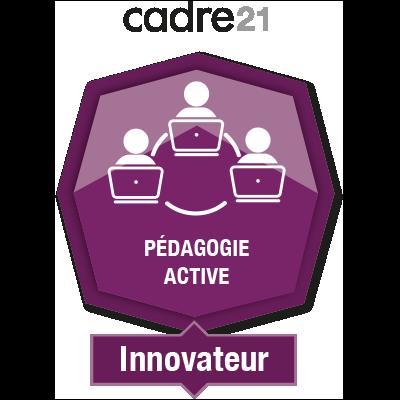 Pédagogie active en FAD 4 - Innovateur